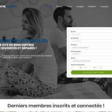 Rencontre-divorce.eu : Site de rencontres entre divorcés