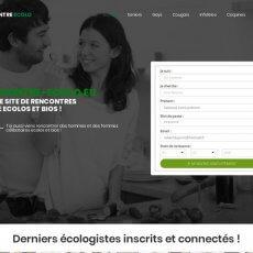 Rencontre-ecolo.eu : Site de rencontres entre écolos