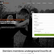 Rencontre-gothique.eu : Site de rencontres entre gothiques